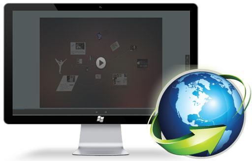 Presentation editor online