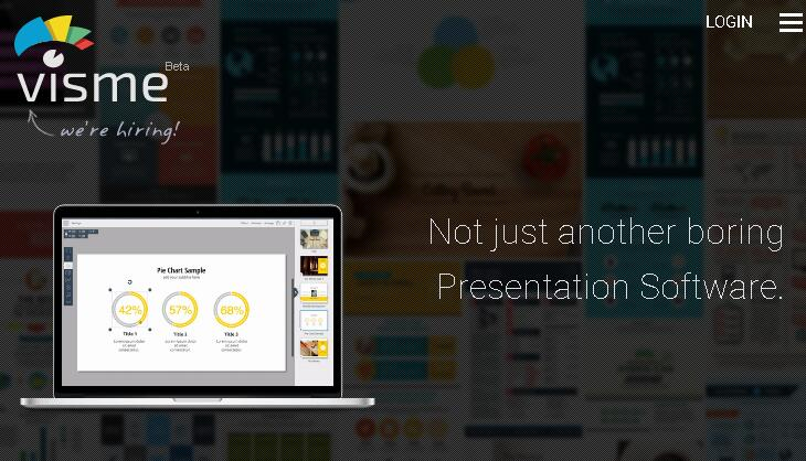 5 best powerpoint similar software to make online presentations