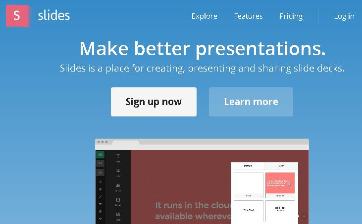 6 best slideshow design software tools to make online for Blueprint maker online