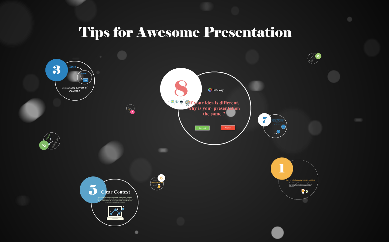 8 innovative presentation design ideas for designers and presenters