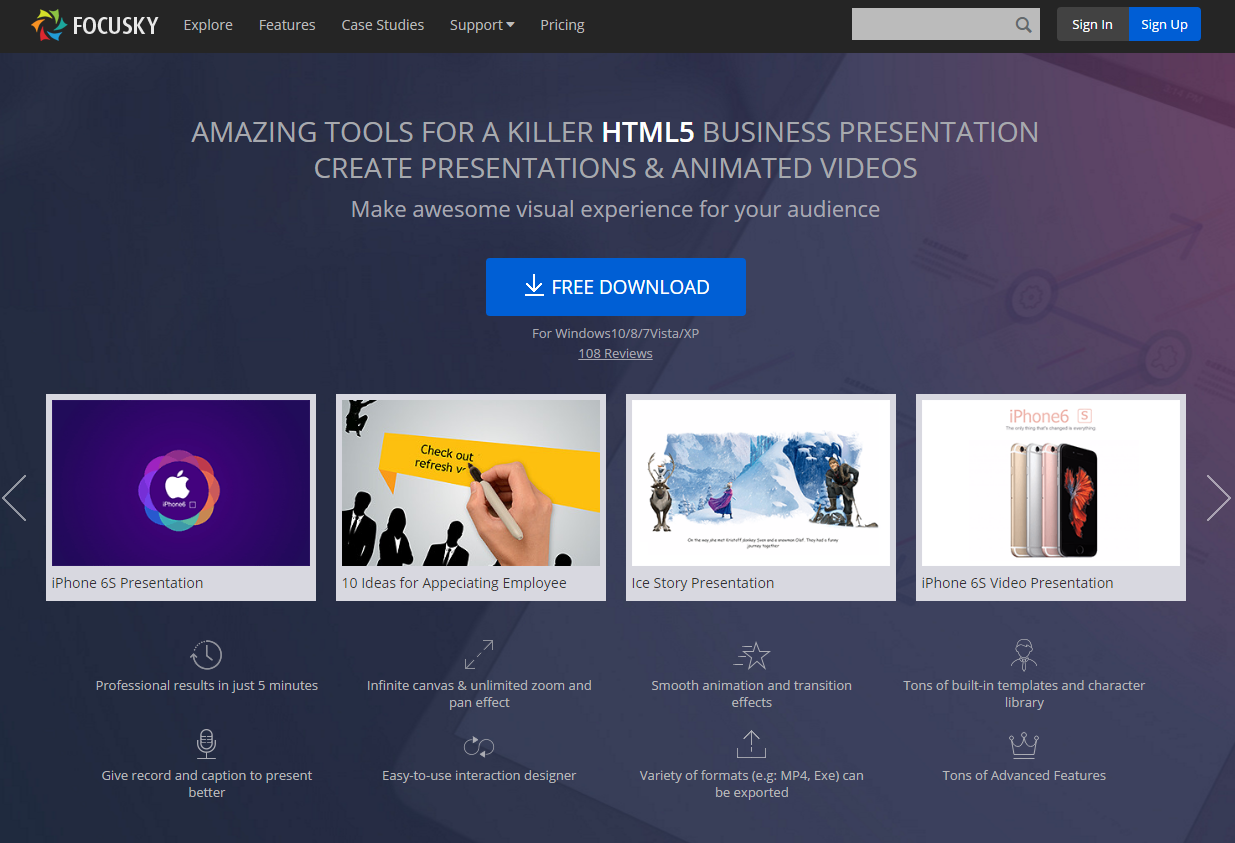 8 best presentation creator software similar to powerpoint