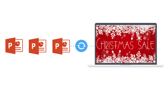 Christmas Slideshow Ideas - How to Make a Multi Media Christmas Slideshows
