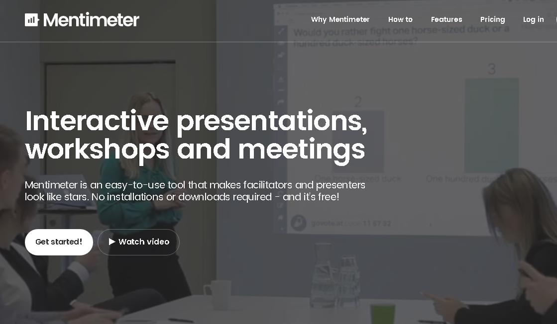 5 best presentation websites like prezi make and share interactive