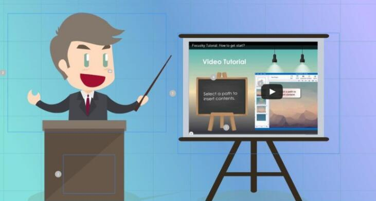 6 creative tips to make an interactive company presentation online