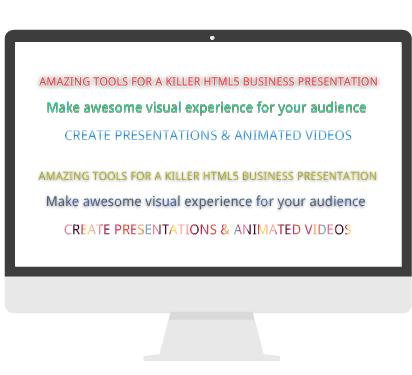 presentation creative ideas