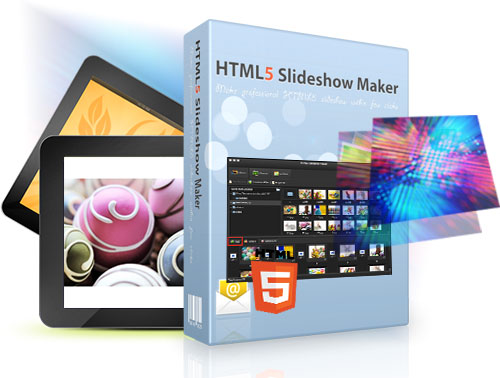 HTML5 slideshow makers
