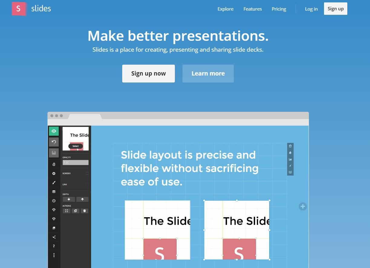 6 Best Slide Making Software to Make Impressive Online Slideshows _ ...