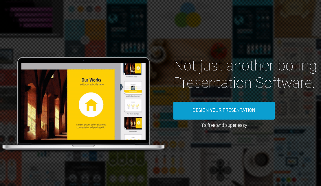 top 10 websites to make interactive online presentations