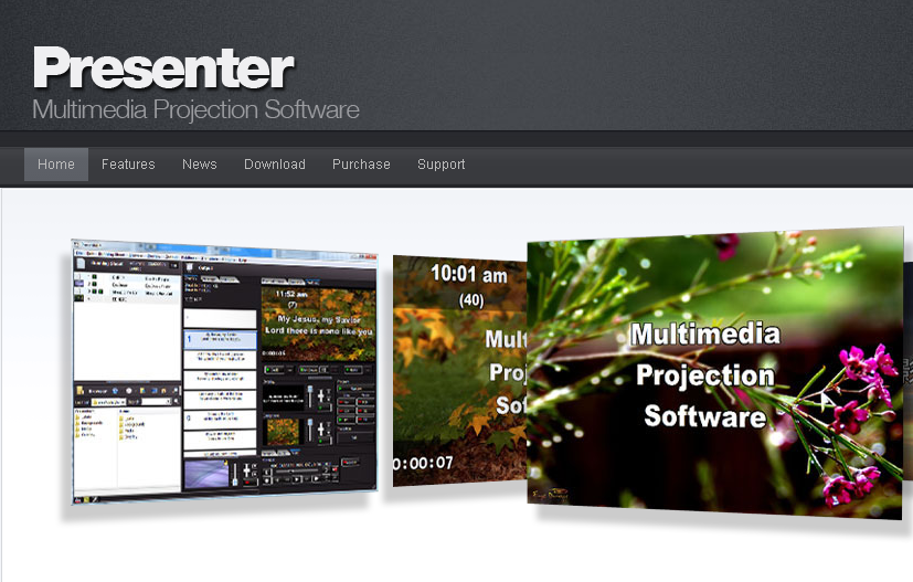 web presentation software