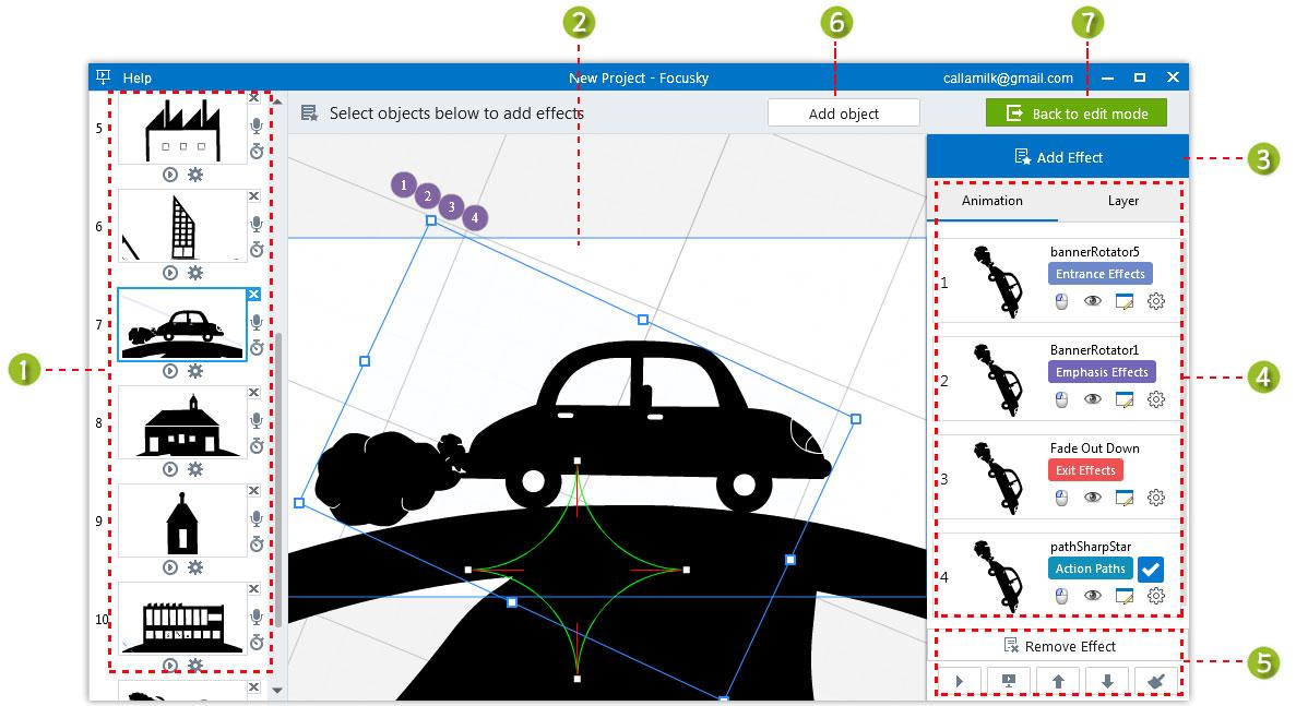 Animation Editor - desktop   Help Document