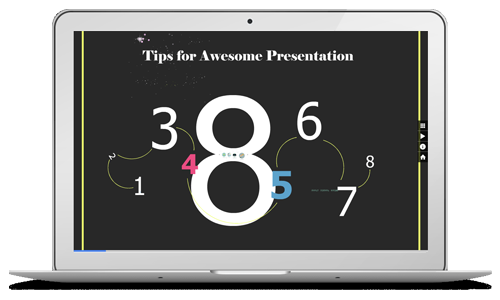 free animated presentation software for delivering interactive