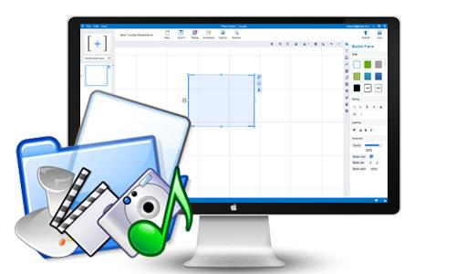 free presentation maker create interactive online presentation