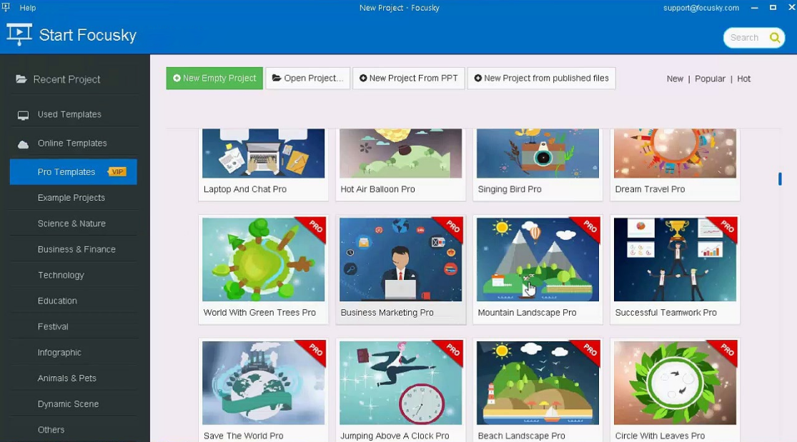 Web presentation tool business plan for mobile games