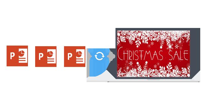 Christmas Slideshow Ideas - How to Make a Multi Media Christmas Slideshows