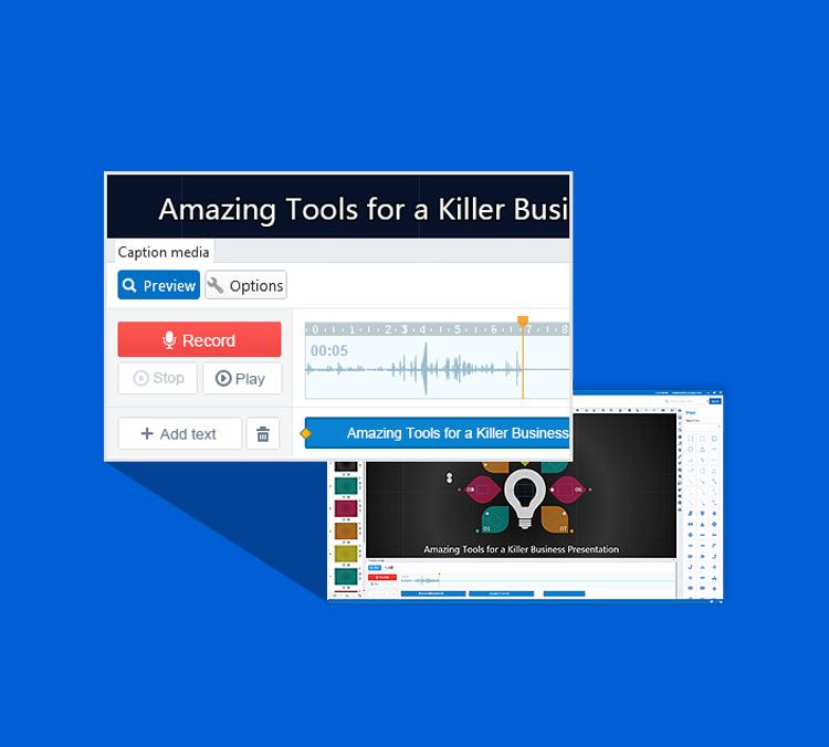 Creative Video Presentation Creator Software to Build